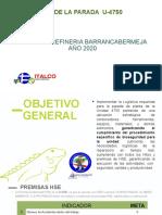PLAN DE LOGISTICA U-4750 REV1..pptx
