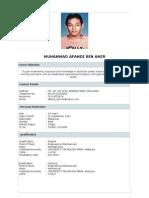 akmal resume