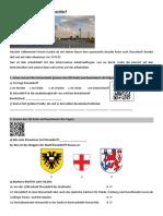 Eine virtuelle Reise nach Düsseldorf
