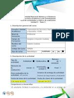 Guía de Actividades y Rubrica de Evaluación - Reto 3 - Aprendizaje Unadista