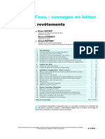 stockage de leau ouvrages en beton - traitements et revetem.pdf