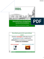 DIAGNOSTIVO ESTRATEGICO