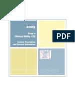 2009CSinformationmanual