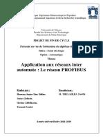 Application aux réseaux inter automate Le réseau PROFIBUS.pdf