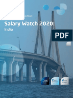 RGF Salary Watch 2020_India