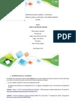 Anexo 2. Matriz de análisis Goyes