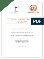 Transformacion de esfuerzos en el plano..pdf