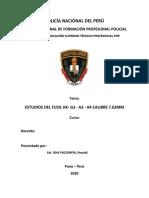ESTUDIOS DEL FUSIL HK- G3 - A3 - A4 CALIBRE 7.62MM.docx