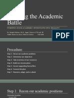 Activity 0.7 - Winning the Academic Battle (F2020).pptx