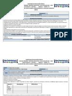 Planeacion4toGradoArtesMarzo2019-2020MEEP