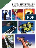 Life's Seven Villains by Judith Parker Harris