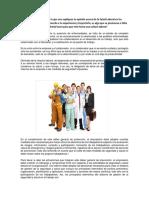Salud Laboral en las empresas mexicanas