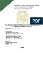 DERECHOS INDÍGENAS EN EL PERÚ DESDE EL PREINCARIO HASTA LA REPÚBLICA ACTUAL