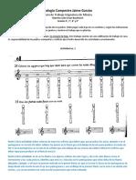 Trabajo de coronavirus grado 6°, 7° y 8° Bachillerato con Indicaciones