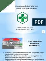 Penyelenggaraan Laboratorium Pusat Kesehatan Masyarakat.pptx