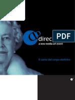 Direct Digital Exhibition (Modena, 2009) - Catalogue