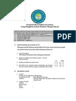 Protokol Etik Penelitian Kesehatan