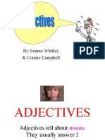 adjectives (1)