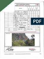 Formato de reporte de actividades de campo