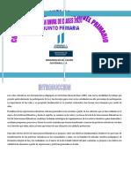 Plan Anual 5to. RED EDUCATIVA ORIGINAL 2014