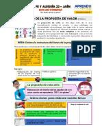 LIENZO DE LA PROPUESTA DE VALOR. PARTE 1. 1° Y 2°.pdf