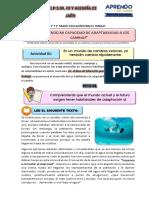 SEMANA 8  FORTALECIENDO MI CAPACIDAD DE ADAPTABILIDAD A LOS CAMBIO EPT 1° Y 2°.pdf