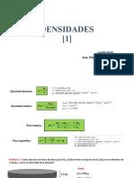 DENSIDADES 1