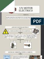 3Un Motor Eléctrico