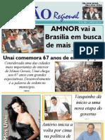JORNAL VISÃO REGIONAL - EDIÇÃO 74 - JANEIRO DE 2011 - UNAÍ - PARACATU-MG