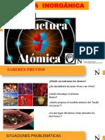 SESION 2-1 ESTRUCTURA ATOMICA