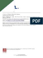 1973 A Survey of Modern Numerical Analysis.pdf