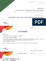 Semana5 - MAQUINA DE SOLDAR