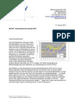 Wertpapierclub Wachstum und Value GBR Q4 2010