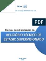 Manual Para Elaboração de Relatório Técnico