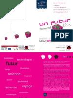 Programme de la saison du Théâtre de la Science 2010-2011
