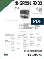 SONY HCD-GRX20_RXD3