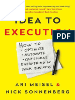 Idea to Execution - Ari Meisel.epub
