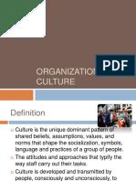 organizational culture 1