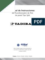 Tadiran TAS30CI Air Conditioner.pdf