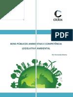 2. Bens Públicos e Competência legislativa ambiental