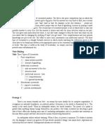 Note Making + Summary Writing
