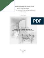 dissertação Guazina saúde do trabalhador