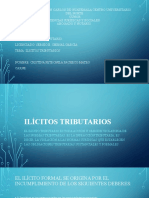 ILICITOS TRIBUTARIOS CRISTINA
