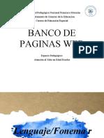 BANCO DE PAGINAS WEB ESCOLAR.docx