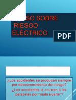 Curso sobre Riesgo Electrico