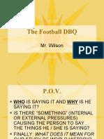 Document Analysis Exercize A
