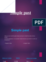 Simple past..-