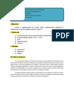 Practica II Combinacionales