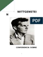 Sobre la obra de Wittgenstein