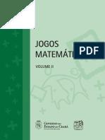 Jogos matemáticos 3°,4 e 5° ano V - 2